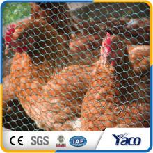 atacado hexagonal malha de arame gaiolas de arame de galinha kenya