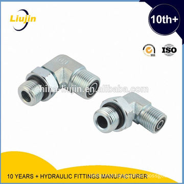 Advanced Germany machines factory supply 90 degree elbow fittings