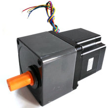 Nema 34 motor paso a paso con reductor de velocidad del engranaje
