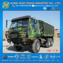 6x6 Cargo Truck  HOWO All Wheel Drive