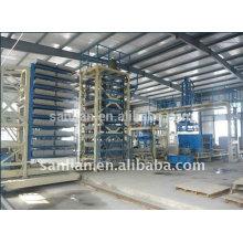 Máquina de fabricação de tijolos de pavimentação da SL Machinery