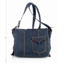 New Style Fashion Denim Single Shoulder Bag for Women