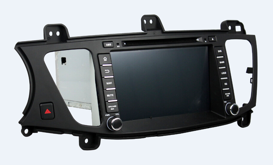 KIA K7 Cadenza Multimedia System Player