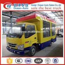 Jinbei mini mobile ice cream food truck for sale