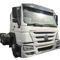 HOWO truck 6X4 420hp tractor truck