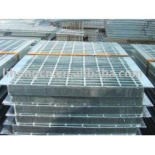 Caliente rejilla de hierro galvanizado, rejilla de piso, rejilla de drenaje