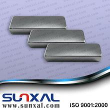 wind turbine n48 neodymium magnets with good quality for sale
