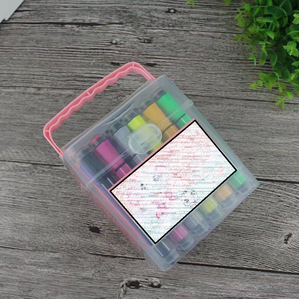 Washable Water Color Pen with Seal