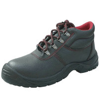 Cheap for Comfortable Pu Sole Middle Cut Basic Design Safety Shoes export to Saint Lucia Suppliers