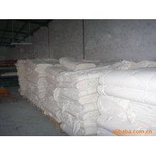 tejidos de algodón gris para teñir