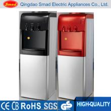 Kompressor Heißer und kalter Wasserspender mit Kühlschrank