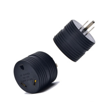 STOCK IN US! RV Electrical Adapter 30 Amp Male to 15 A Female Plug