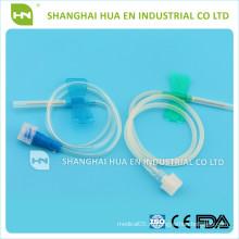 Сделано в Китае Высокое качество Одноразовые стерильные иглы вакуумной бабочки