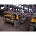 Aluminum Roofing Sheet Roll Forming Machine For Corrugation