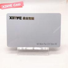 Cartão de crédito RFID Cartão de bloqueio RFID
