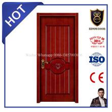Le meilleur Porte en bois faite en Chine Conception en bois solide de portes pour des projets de villa des Etats-Unis