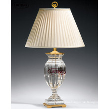 Crystal Chandelier Table Lamp for Hotel Room