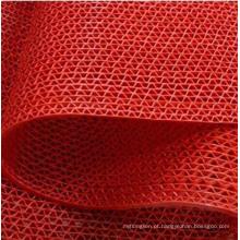 Design de tapete de banho com padrão S