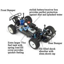 Popular 1/10 Scale Gas Power Petrol Monster Truck Erc155