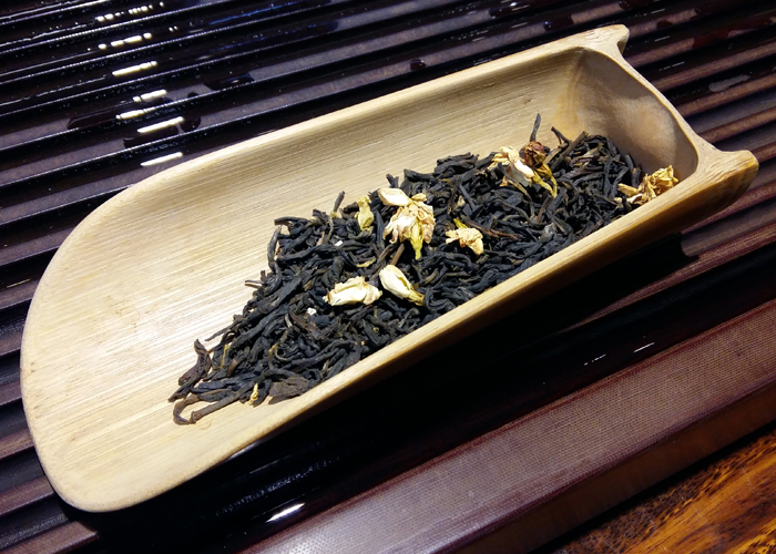 pu er black tea