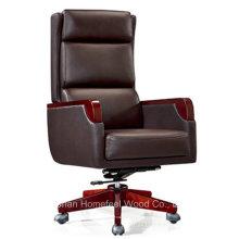 Cadeira de couro giratória de escritório principal de CEO da categoria superior (HF-A2287)