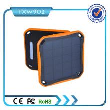 Hohe Leistungsfähigkeit 5600mAh Solar Power Bank 4.2A USB Ladegerät