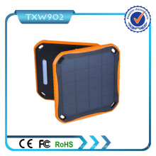 2016 Consumer Electronics 2 USB Chargeur solaire 5600mAh Solar Power Bank