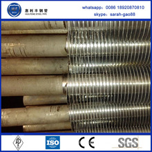 High quality cheap stainless steel spiral fin tube