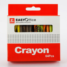 64 colors jumbo crayon