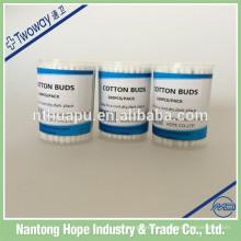 Paquete de caja de plástico desechable de Buds Buds
