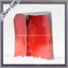 Materia prima de zirconia cúbica naranja de alta calidad