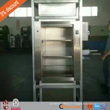 Ascenseur de haute qualité cuisine 3 étages cuisine ascenseur