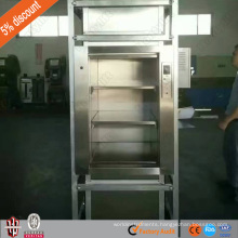 High quality 3 floors kitchen food elevator dumbwaiter