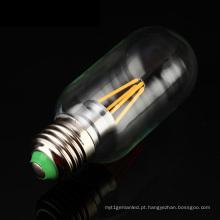 Luz do bulbo do diodo emissor de luz do filamento de 4W T45 Edison da alta qualidade