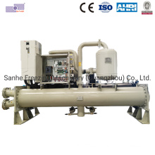 Water Cooled Chiller Flooded Screw Type Chiller