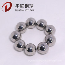 Material 1.3505 Good Hardness Precision Polished Roller Bearing Steel Ball for Automobile Industry