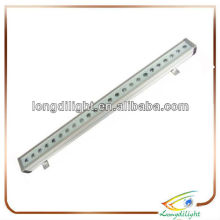 24*3w outdoor rgb tri LED light wall washer fixture