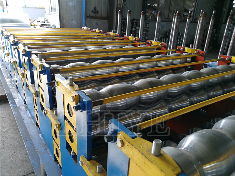 used roof roll forming machine