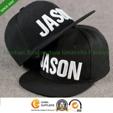 Customized 100% Cotton Baseball Cap with Embroidery Logos (Cap-002)