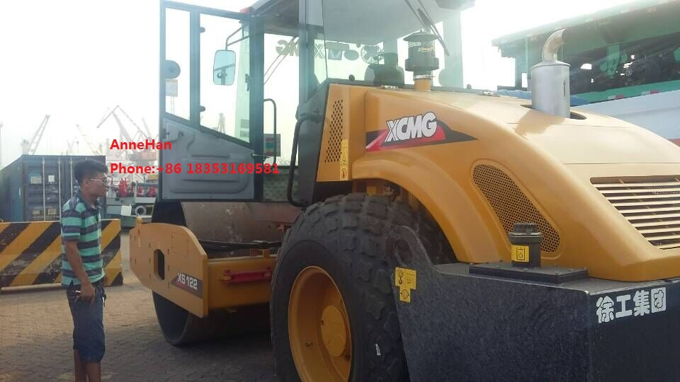 12T Roller of xcmg  XS122