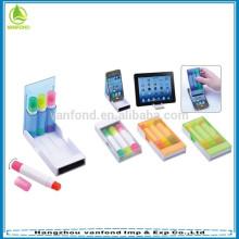 caneta gel multifuncionais conjunto limpeza de tela
