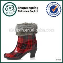 Тяжёлая обувь теплый B-812