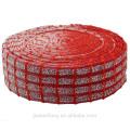 Heiße neue Produkte Rohstoff für Schwamm schrubben Polyester Rohstoff für Schüssel Schwamm