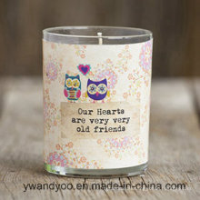 Scented Soy Beach Party Premium Candle