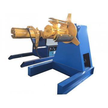 5 tons capacity steel coil decoiler