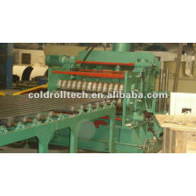 Steel Silo Corrugated Panel Roll Forming Line