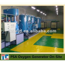 Oxígeno industrial de las plantas Sistema de PSA Fabricación de China