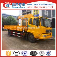 Dongfeng kingrun hydraulischen Boom LKW Kran zum Verkauf