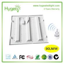 Vente chaude bonne qualité 30W 36W grille encastrée led panneau d'éclairage / LED grille lampe 600x600