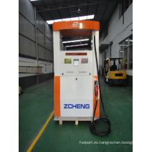 Zcheng IC Tarjeta de identificación Dispensador de combustible Single Nozzle